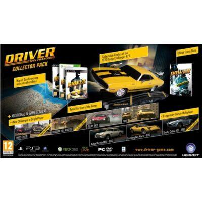 Driver San Francisco CE Xbox 360 (használt)