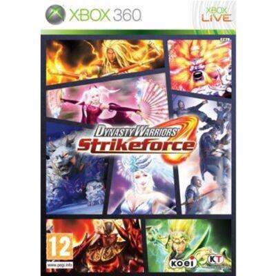Dynasty Warriors - Strikeforce Xbox 360 (használt)