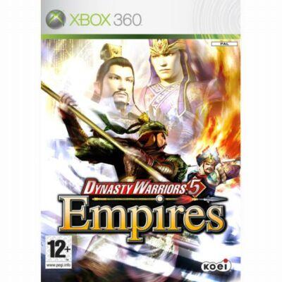 Dynasty Warriors 5 Empires Xbox 360 (használt)