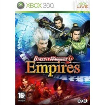 Dynasty Warriors 6 Empires Xbox 360 (használt)