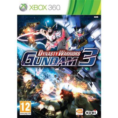 Dynasty Warriors Gundam 3 Xbox 360 (használt)