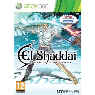 El Shaddai Ascension Of The Metatron Xbox 360 (használt)