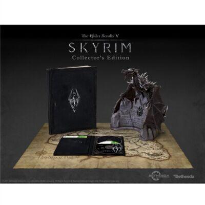 Elder Scrolls V Skyrim Collectors Ed Xbox 360 (használt)