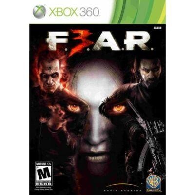 F.E.A.R. 3 Xbox 360 (használt)