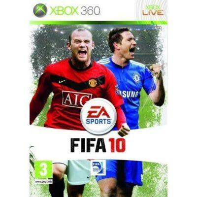 FIFA 10 Xbox 360 (használt)