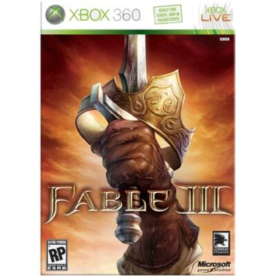 Fable 3 Collector's Edition Xbox 360 (használt)