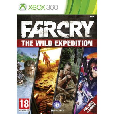 Far Cry The Wild Expedition Xbox 360 (használt)