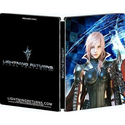 Final Fantasy XIII Lightning Returns fémdobozos Xbox 360 (használt)