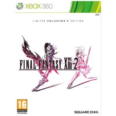 Final Fantasy XIII-2 LE Xbox 360 (használt)