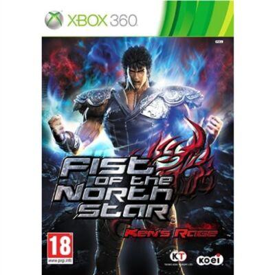 Fist Of The North Star Ken's Rage (18) Xbox 360 (használt)