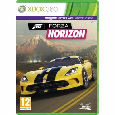 Forza Horizon Xbox One Kompatibilis Xbox 360 (használt)