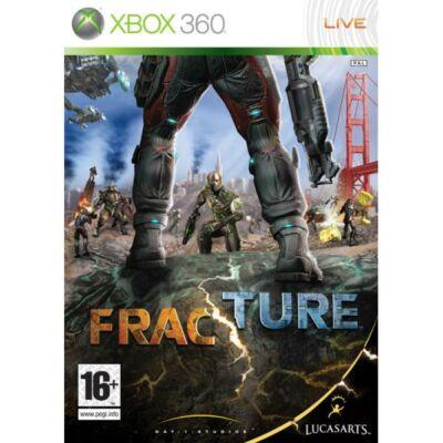 Fracture Xbox 360 (használt)