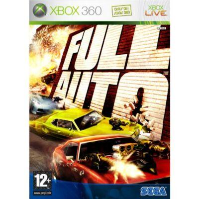 Full Auto Xbox 360 (használt)