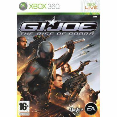 G.I. Joe: The Rise of Cobra Xbox 360 (használt)