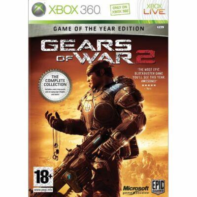 Gears of War 2 Xbox One Kompatibilis Xbox 360 (használt)
