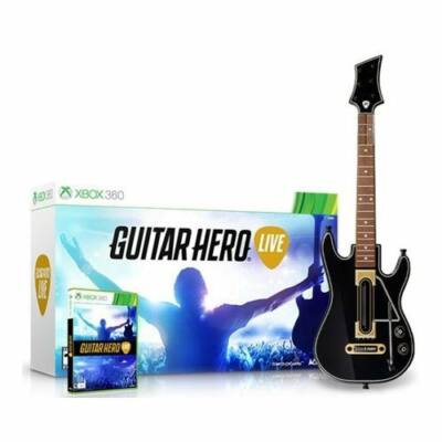 Guitar Hero Live gitár csomag Xbox 360 (használt)