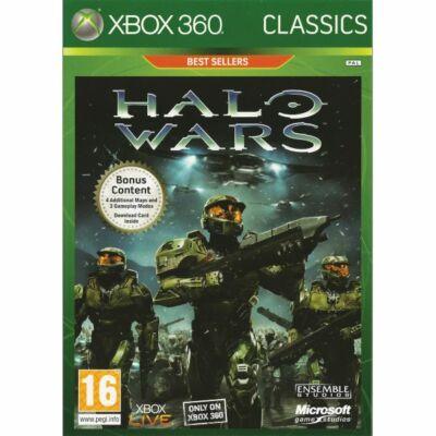 HALO Wars Xbox 360 (használt)