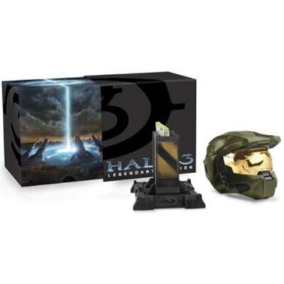 Halo 3 Legendary (+Helmet) Xbox 360 (használt)