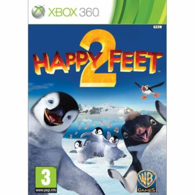 Happy Feet 2 Xbox 360 (használt)