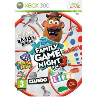 Hasbro Family Game Night 3 Xbox 360 (használt)