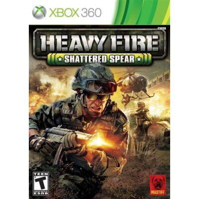 Heavy Fire Shattered Spear Xbox 360 (használt)