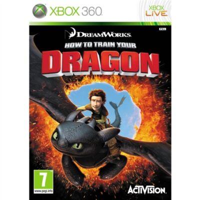 How To Train Your Dragon Xbox 360 (használt)