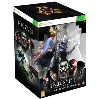 InjusticeGods Among Us Col. Ed(Figure) Xbox 360 (használt)