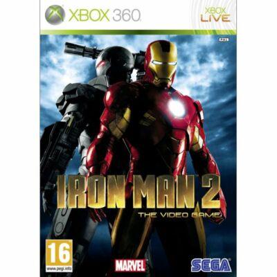 Iron Man 2: The Video Game Xbox 360 (használt)