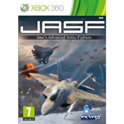 Jane's Advanced Strike Fighters Xbox 360 (használt)