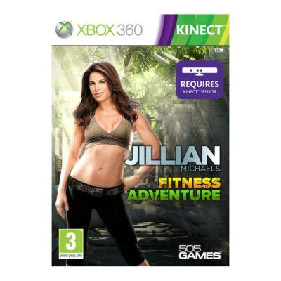 Jillian Michaels Fitness Adventure Xbox 360 (használt)