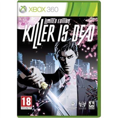 Killer Is Dead Xbox 360 (használt)