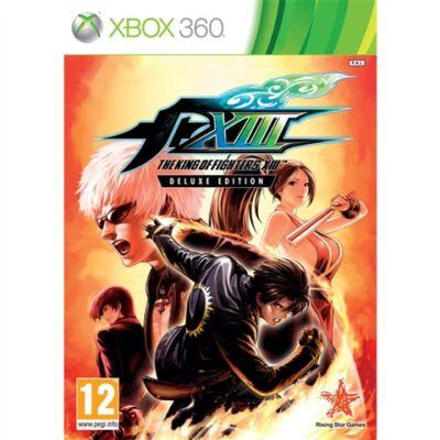 King Of Fighters XIII (13) Xbox 360 (használt)