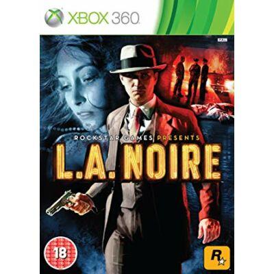 L.A. Noire Xbox 360 (használt)