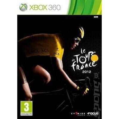 Le Tour de France 2012 Xbox 360 (használt)