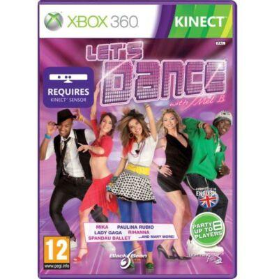 Let's Dance with Mel B Xbox 360 (használt)