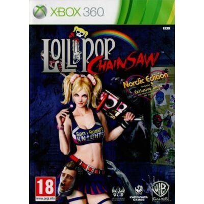 Lollipop Chainsaw Xbox 360 (használt)