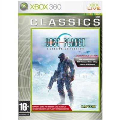 Lost Planet - Colonies Xbox 360 (használt)