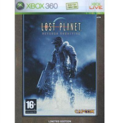 Lost Planet, Limited Edition Xbox 360 (használt)