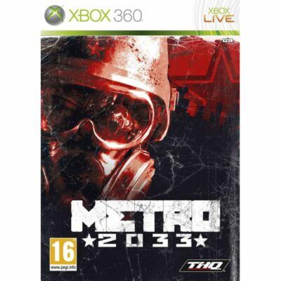 METRO 2033 Xbox 360 (használt)