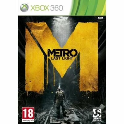METRO Last Light Xbox 360 (használt)