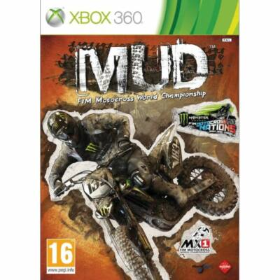 MUD: FIM Motocross World Championship Xbox 360 (használt)