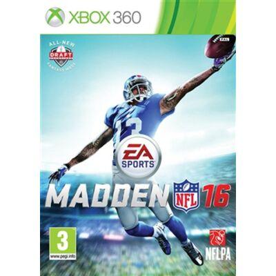 Madden NFL 16 Xbox 360 (használt)