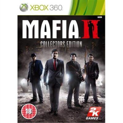 Mafia II (18) Collectors Ed Xbox 360 (használt)