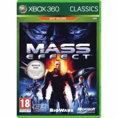 Mass Effect Xbox One Kompatibilis Xbox 360 (használt)