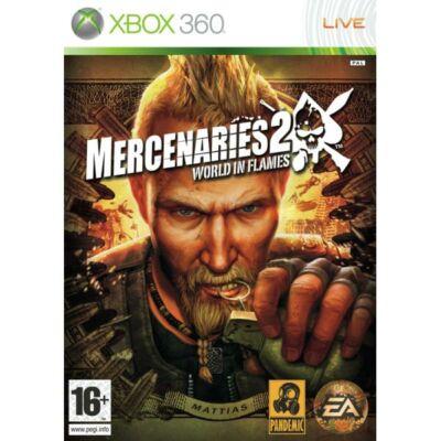 Mercenaries 2: World in Flames Xbox 360 (használt)