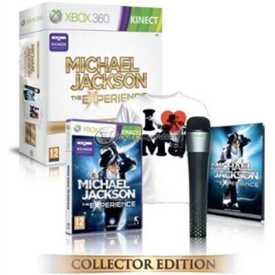 Michael Jackson The Experience CE +Wireless Mic Xbox 360 (használt)