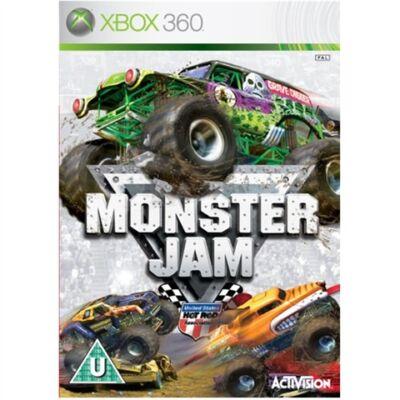 Monster Jam Xbox 360 (használt)