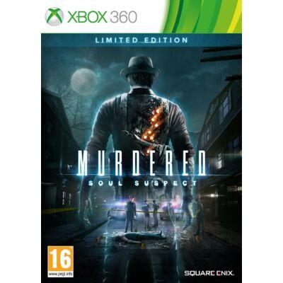 Murdered Soul Suspect Limited Edition Xbox 360 (bontatlan)