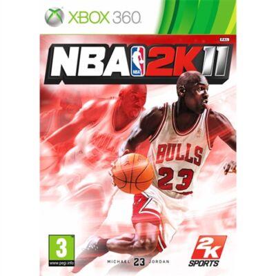 NBA 2K11 Xbox 360 (használt)