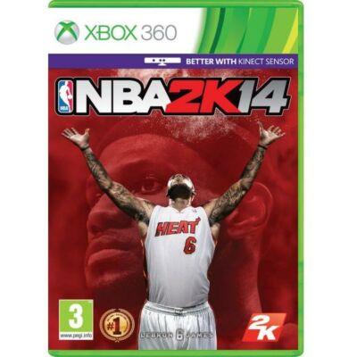 NBA 2K14 Xbox 360 (használt)